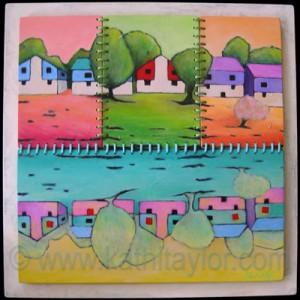 Created for Kent Street Family Home Children's Hospital Boston